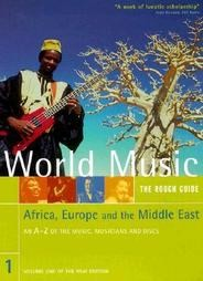 World Music: Rough Guide African Music
